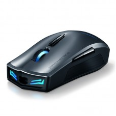 M7 7 Buttons 2400 DPI USB Wired + 2.4G Wireless 7 Colors Backlight Ergonomic Rechargeable Optical Gaming Mouse