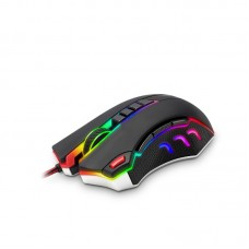 M802 10 Buttons 24000 DPI USB Wired 5 Colors RGB Backlight Ergonomic Programmable Optical Gaming Mouse