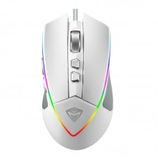 M5 7 Buttons 5000 DPI USB Wired RGB Backlight Ergonomic Programmable Quick Response Optical Gaming Mouse