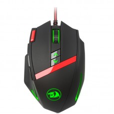 M801 10 Buttons 16400 DPI USB Wired Optical Mouse 5 Colors Backlight Ergonomic Gaming Mouse